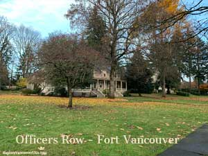 home on officers row