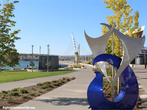 Vancouver Waterfront Entrance