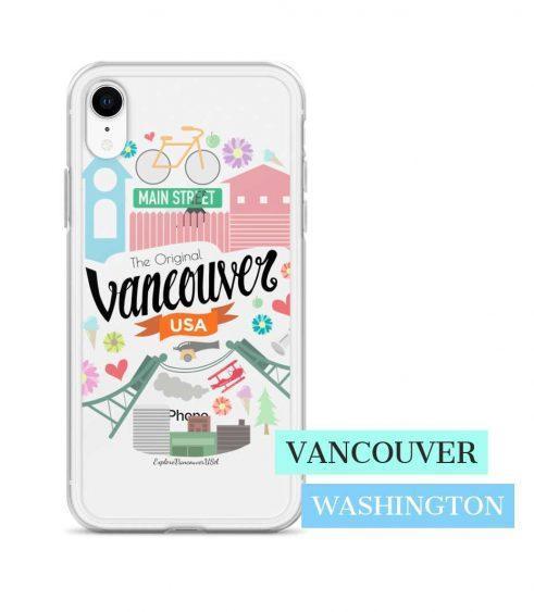 Vancouver theme i-phone case