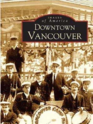 Downtown Vancouver by Pat Jollota