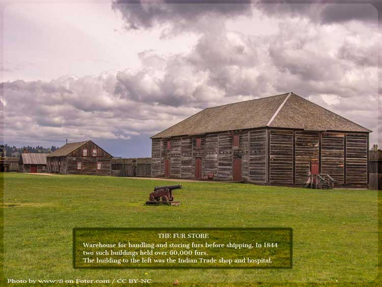 Fort Vancouver Puzzles