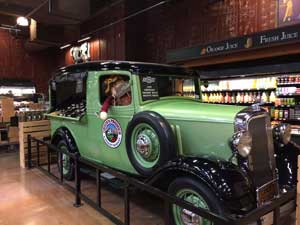 Vintage Chuck of Chuck's Grocery